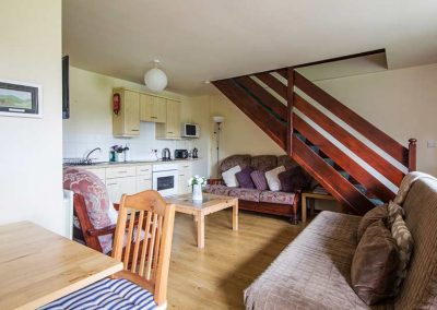 Lower Micklin Farm Holiday Cottages near Alton Towers Cottage 2
