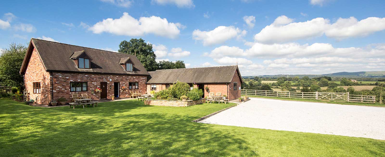 Lower Micklin Farm Holiday Cottages near Alton Towers